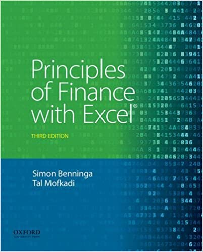 Principles of finance with excel 9780190296384 economics books principles of finance with excel 9780190296384 economics books amazon fandeluxe Choice Image