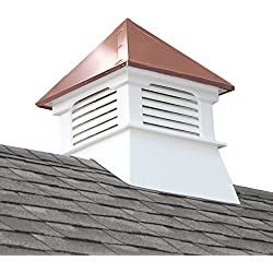 Accentua Teton Cupola, 20 in. Square, 26 in. High