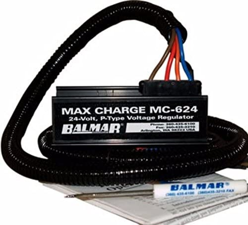 BALMAR Max laden mc-612/mc-624, max Laden 24 Volt Regulator w/har. je