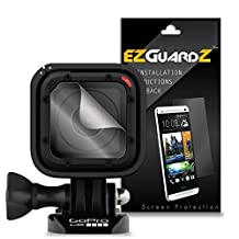 (6-Pack) EZGuardZ Screen Protector for GoPro Hero 4 Session Lens (Ultra Clear)