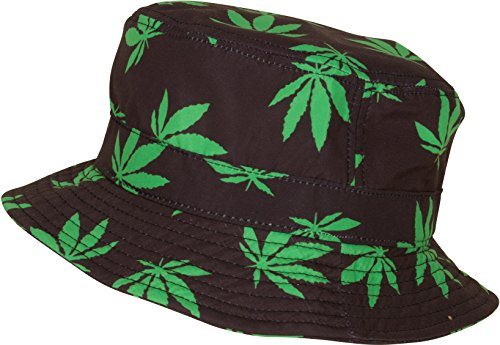 Sakkas BK2107 - Gemma Colorful Design Cloche Bucket Bell Summer Hat - Black - OS (Bell Bucket Hat)