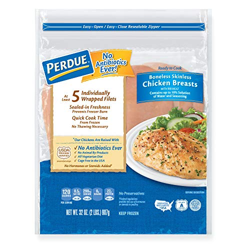 Perdue, Boneless Skinless Chicken Breasts...