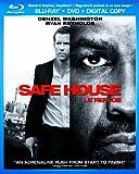 Safe House [Blu-ray + DVD] (Bilingual)