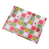 Beautiful Candy Nougat Wrappers Candy Greaseproof Paper Baking Twisting Wax Papers, #D13