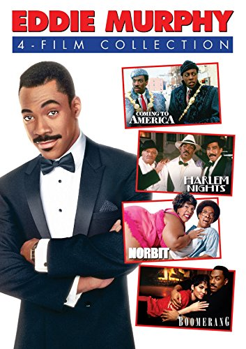 Eddie Murphy 4-Film Collection (Eddie Money Dvd)