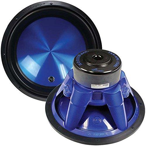 15 Inch 2000 Watt 4 Ohm DVC Blue Woofer Car Audio Woofers For Sound System