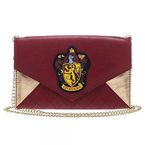 Harry Potter Gryffindor Envelope Wallet  48″ Chain