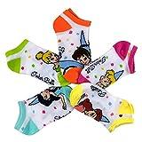 Disney Fairies - Character Kids Girls Socks 5-Pack