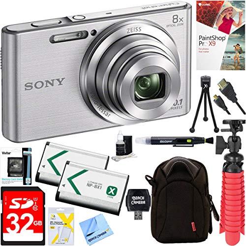 Sony DSC-W830 Cyber-shot 20.1MP 2.7-Inch LCD Digital Camera