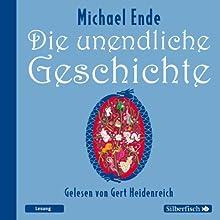 Die unendliche Geschichte Audiobook by Michael Ende Narrated by Gert Heidenreich