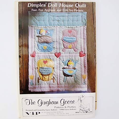 - Baby Quilt Vintage OOP Quilt Sewing Pattern Crib Quilt