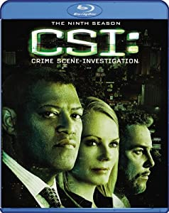 Cover Image for 'CSI: Crime Scene Investigation - The Ninth Season'