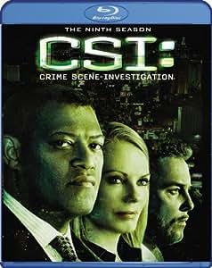CSI: Crime Scene Investigation: Season 9 [Blu-ray]