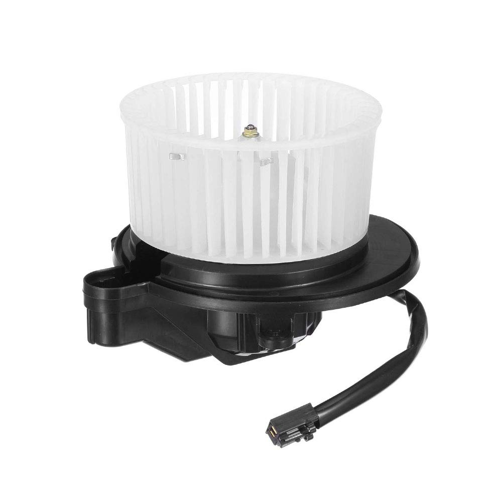 Blower Motor Assembly for 2006-10 Jeep Commander 2005-10 Jeep Grand Cherokee (Replaces # 700168 75806 5143099AA) G011B GOHAWKTEQ