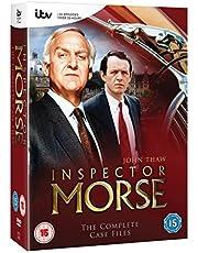 Inspector Morse: Series 1-12 [Edizione: Regno Unito] [Edizione: Regno Unito]