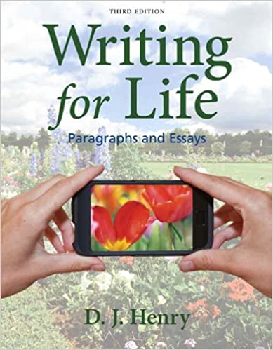Book Writing for Life: Paragraphs and Essays