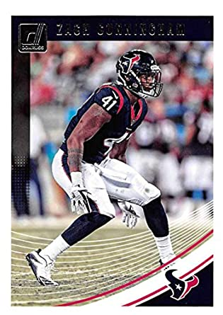 Amazon.com  2018 Donruss Aqueous Test Football  120 Zach Cunningham ... 1e44ce6c2