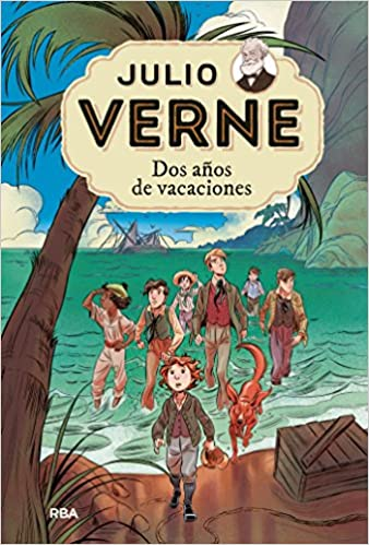 Amazon.com: Dos años de vacaciones (Julio Verne nº 1) (Spanish Edition) eBook: Julio Verne, Jesús de Cos: Kindle Store