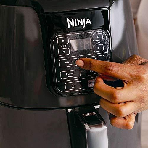 NINJA AF100 4QT Air Fryer (Certified Refurbished) by Ninja (Image #2)