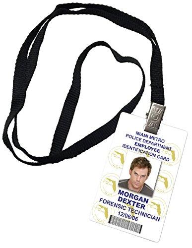 Dexter Morgan Novelty ID Badge Prop Costume