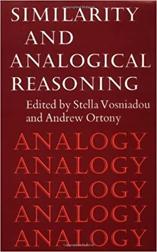 Similarity and Analogical Reasoning (1989-07-28)