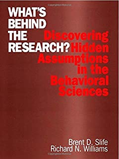 Amazon current psychotherapies 9780875814308 raymond j whats behind the research discovering hidden assumptions in the behavioral sciences fandeluxe Choice Image