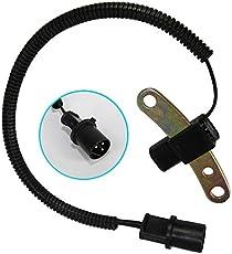 Crankshaft Position Sensor For The Jeep Wrangler Test And Change. Crankshaft Position Sensor Replaces 53009954 4638128. Jeep. Jeep Tj Crankshaft Position Sensor Wiring Harness At Scoala.co