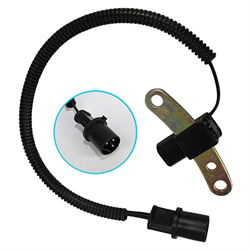 Crankshaft Position Sensor replaces 53009954 4638128 for 1991 1992 JEEP Cherokee Comanche Wrangler 2.5L 4.0L DOICOO