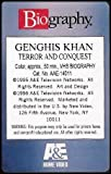Genghis Khan: Terror and Conquest [A&E Biography Series] (VHS VIDEO)