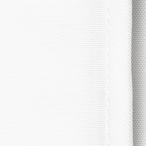 Lann's Linens - 90'' x 132'' Premium Tablecloth for Wedding/Banquet/Restaurant - Rectangular Polyester Fabric Table Cloth - White by Lann's Linens (Image #2)