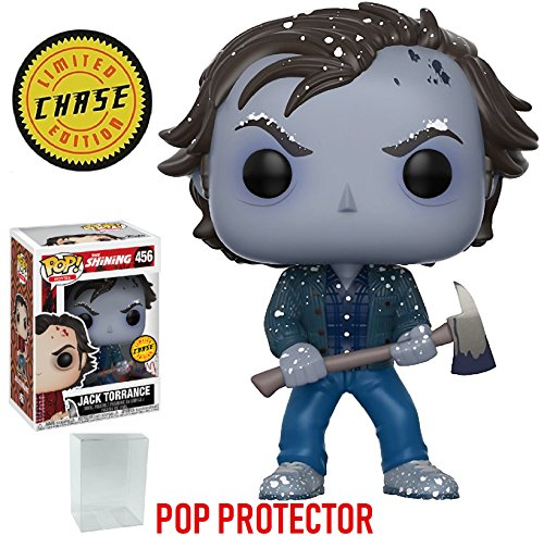The Shining Jack Torrance Pop! Vinyl Figure Chase Variant for sale  Delivered anywhere in USA