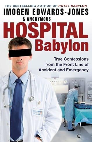 book cover of Hospital Babylon