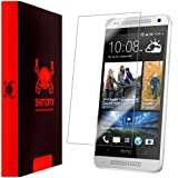 HTC One mini Screen Protector, Skinomi TechSkin Full Coverage Screen Protector for HTC One mini Clear HD Anti-Bubble Film