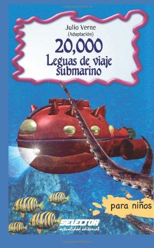 Descargar Libro 20,000 Leguas De Viaje Submarino: Clásicos Para Niños Julio Verne