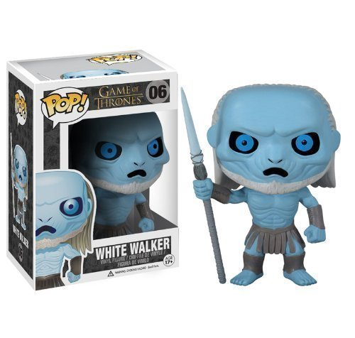 Funko POP 3 3/4 Inch Game of Thrones: White Walker Action Figure Dolls Toys