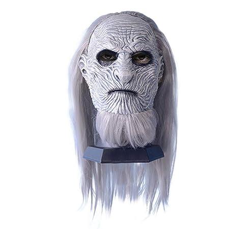 Máscara De Halloween Rey De La Noche Juego Correcto Heredero Casa ...