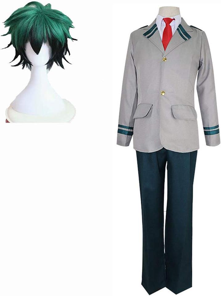 LISI Cosplay Costume My Hero Academia Midoriya Izuku, Anime Boku ...