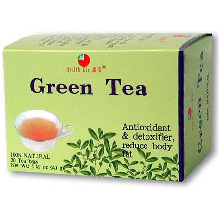 20 Bag Antioxidant Green Tea - 5