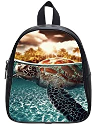 This school bag is much more suitable for kindergarten children/ 2015 Best-selling Sea Turtle Theme Backpack Custom...