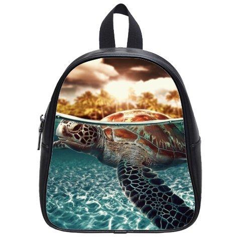 This school bag is much more suitable for kindergarten children/ 2015 Best-selling Sea Turtle Theme Backpack Custom Kid's School Bag Best Gift For Children