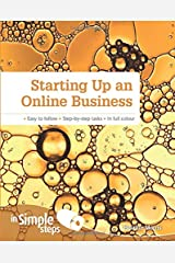 Starting Up an Online Business (In Simple Steps) Paperback
