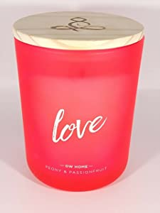 DW Home Love Peony & Passionfruit Double Wick Candle