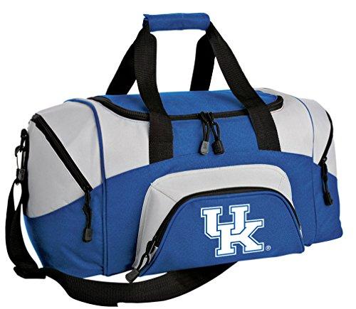 Small University of Kentucky Travel Bag Kentucky Wildcats Gym Workout Bag (Wildcats Gym Bag)