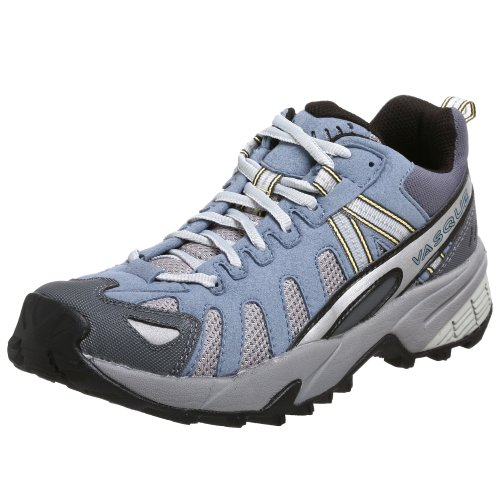 Vasque Women's Blur Trail Runner,Dusty Blue/Silver,10 M US