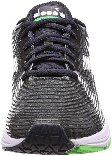 Ottico Diadora Chaussures La Gris 3 dk Bleu De Hommes De Course De Action EEqwgrP
