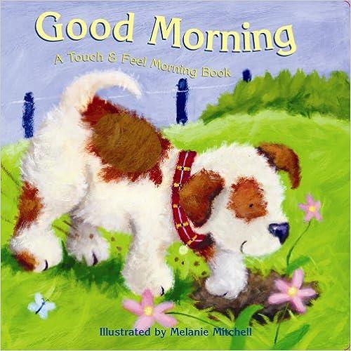 Good Morning: A Touch & Feel Morning Book por Melanie Mitchell epub