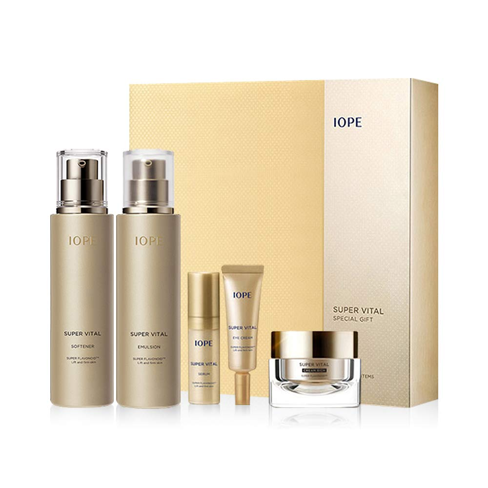 Korean Cosmetics_Amore Pacific IOPE Super Vital Extra Moist 2pc Set