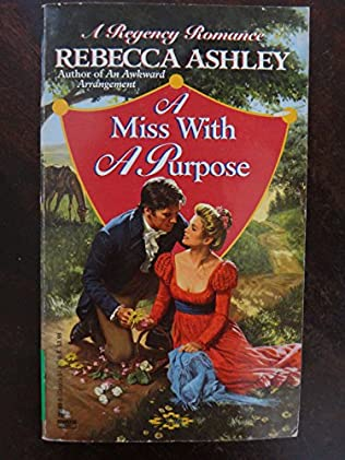 book cover of A Miss with a Purpose
