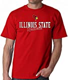 This Illinois State University t-shirt is a great addition to your Redbirds pride collection. Whether walking campus or the streets of Normal, you will certainly be showing your true colors. Also, makes a great gift. White and Red forever! Th...