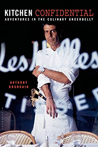book cover of Kitchen Confidential